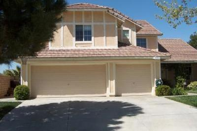 Palmdale Single Family Home For Sale: 2341 Sycamore Lane