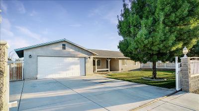 Lancaster Single Family Home For Sale: 1722 W Avenue K4