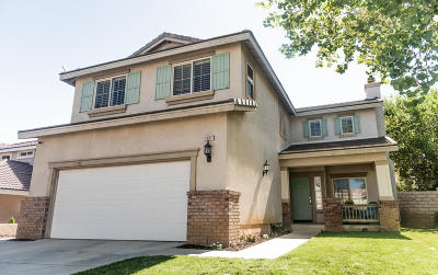 Palmdale Single Family Home For Sale: 40612 Bellerive Court
