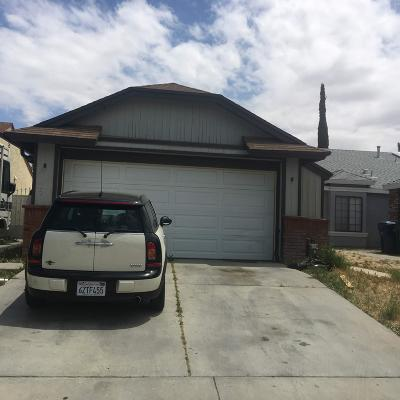Palmdale Single Family Home For Sale: 37630 E 12th Street