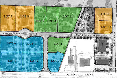 Arcata Residential Lots & Land For Sale: 1400 Giuntoli Lane