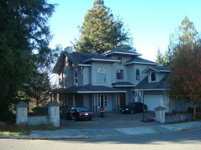 Eureka Single Family Home For Sale: 1502 P Street