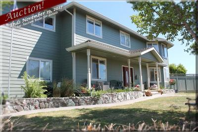 McKinleyville Single Family Home For Sale: 1950 Bella Vista Road