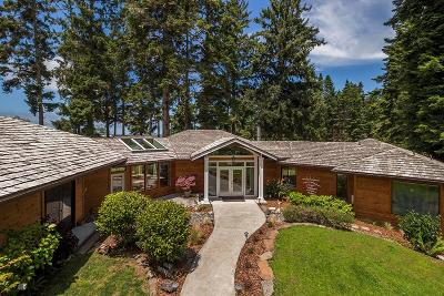 Arcata, Bayside Single Family Home For Sale: 1260 Walker Point Road