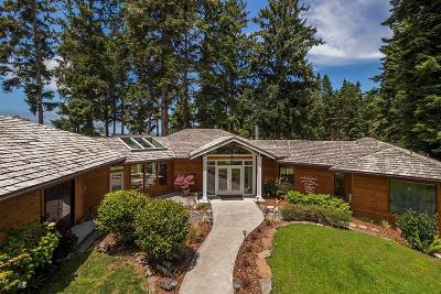 Eureka Single Family Home For Sale: 1260 Walker Point Road