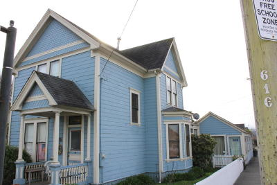 Fortuna Single Family Home For Sale: 1505 Main Street