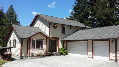 Arcata, Bayside Single Family Home For Sale: 990 Burlwood Lane