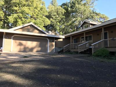 Garberville Single Family Home For Sale: 2715 Ettersburg Road