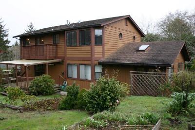 Eureka Single Family Home For Sale: 7198 Mountain View Lane