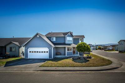 Fortuna Single Family Home For Sale: 2703 Joseph Street