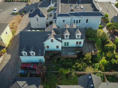 Eureka Multi Family Home For Sale: 1020 2nd Street