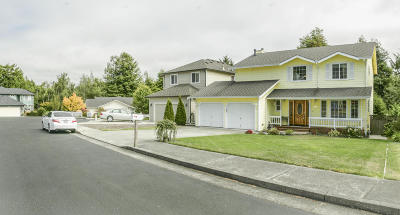 Eureka Single Family Home For Sale: 4920 Hidden Meadows Lane