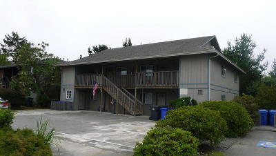 McKinleyville Multi Family Home For Sale: 1445 Larissa Circle