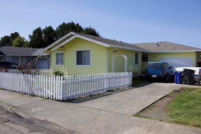 Mckinleyville Single Family Home For Sale: 2170 Thiel Avenue