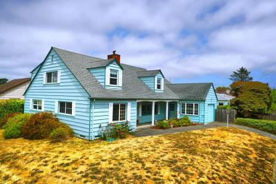 Eureka Single Family Home For Sale: 205 Long Street