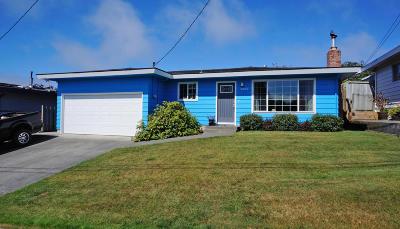 Eureka Single Family Home For Sale: 4282 Crestview Drive