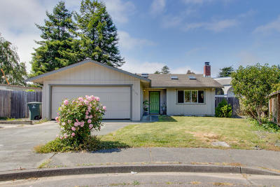 Eureka Single Family Home For Sale: 2145 Lisa Court