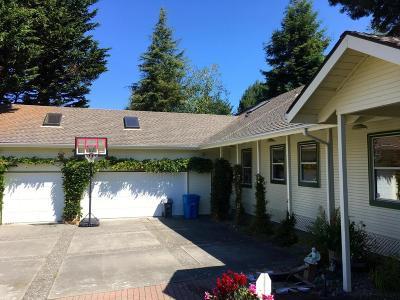 Eureka Multi Family Home For Sale: 5655 Christine Drive