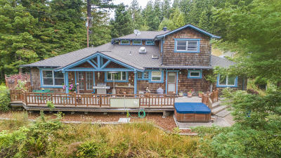 Fortuna Single Family Home For Sale: Private Drive