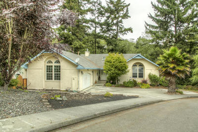 McKinleyville Single Family Home For Sale: 1340 Brady Court