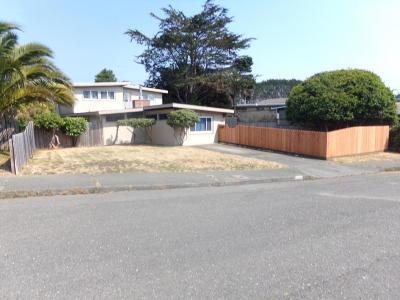 Eureka Single Family Home For Sale: 3347 Cottage Street