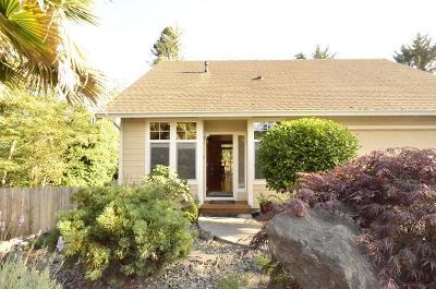 Eureka Single Family Home For Sale: 3636 Trinity Street