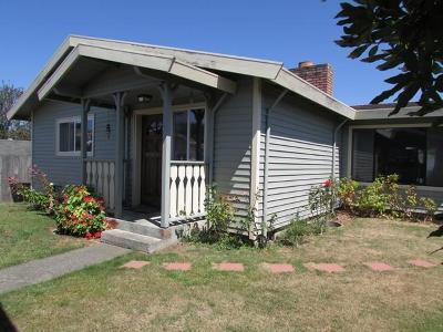 Eureka Single Family Home For Sale: 1649 Quaker Street