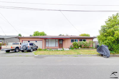 Arcata, Bayside Single Family Home For Sale: 2571 Davis Way