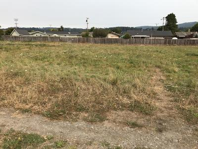 Fortuna Residential Lots & Land For Sale: Parcel 2 3rd Street