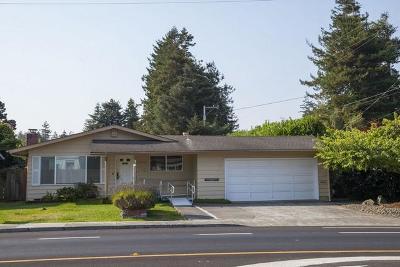Eureka Single Family Home For Sale: 2910 Harris Street