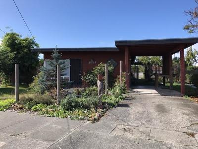 Eureka Single Family Home For Sale: 2734 A Street