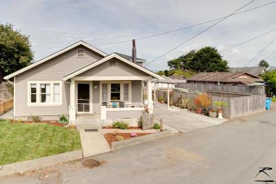 Eureka Single Family Home For Sale: 746 W Long Street