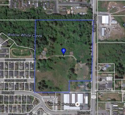 McKinleyville Residential Lots & Land For Sale: 2484 Central Avenue