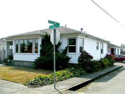Eureka Single Family Home For Sale: 3504 California Street