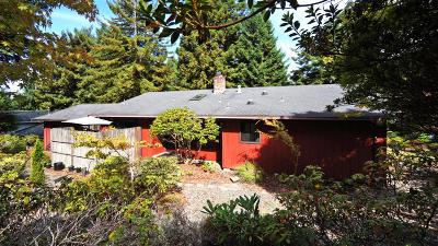 Eureka Single Family Home For Sale: 5095 Woodland Way