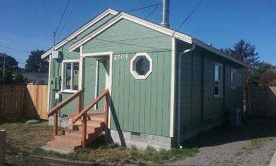Arcata, Bayside Single Family Home For Sale: 2705 Alliance Road