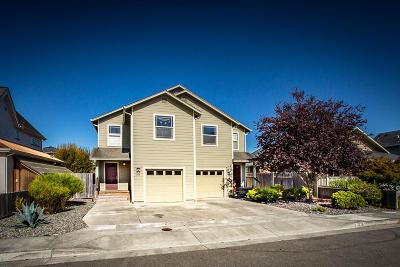 Arcata, Bayside Single Family Home For Sale: 2719 Meadow Creek Way