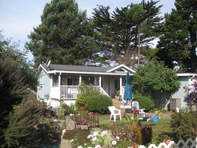 McKinleyville Mobile/Manufactured For Sale: 1708 N. Anderson Avenue