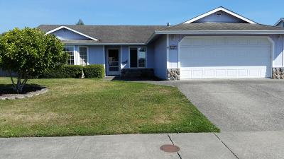 Fortuna Single Family Home For Sale: 137 Corinna Court