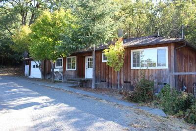 Garberville Single Family Home For Sale: 868 Maple Lane