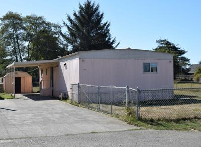 McKinleyville Mobile/Manufactured For Sale: 1814 Gwin Road