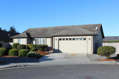 Mckinleyville Single Family Home For Sale: 1655 Chanterelle Drive