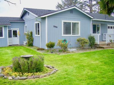 Mckinleyville Single Family Home For Sale: 2080 Walker Avenue