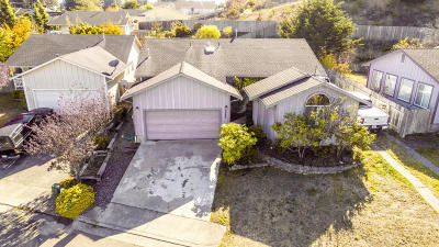 Eureka Single Family Home For Sale: 4080 Hillside Court