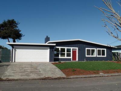 Arcata Single Family Home For Sale: 2515 Wyatt Lane