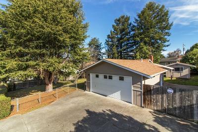 Eureka Single Family Home For Sale: 5849 Christopher Drive