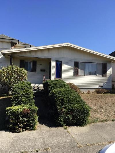 Eureka Single Family Home For Sale: 2205 B Street