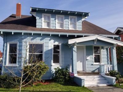 Eureka Single Family Home For Sale: 1905 G Street