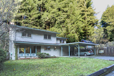 Arcata, Bayside Single Family Home For Sale: 1636 Beverly Drive