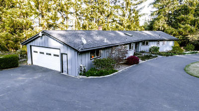 Eureka Single Family Home For Sale: 2670 Forest Knoll Lane